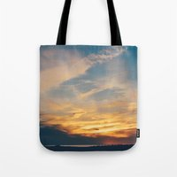 Cape Sunsets #1 Tote Bag