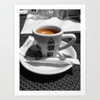 Coffee - Espresso Art Print