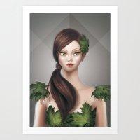Demetria Art Print