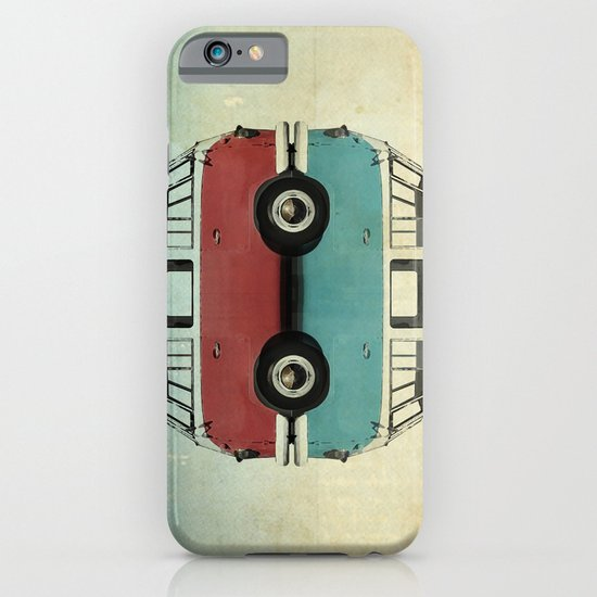 Kombi all fronts  iPhone & iPod Case