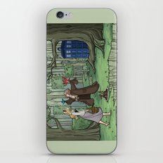 Visions are Seldom all They Seem iPhone & iPod Skin