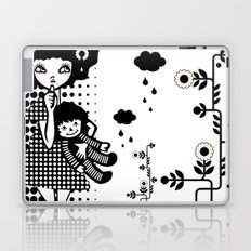 Baby Doll Laptop & iPad Skin