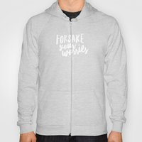 Forsake Your Worries Hoody