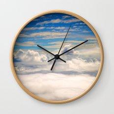 When I Had Wings II Wall Clock