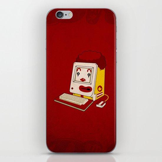 """MAC"" Donalds iPhone & iPod Skin"