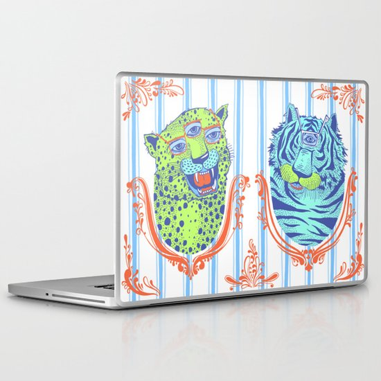 Stephan and Steve Laptop & iPad Skin