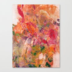 Enjoy Spring Canvas Print