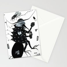 L'Oeuf de Jacques Stationery Cards
