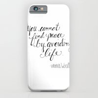 iPhone & iPod Case featuring Peace & Life by maddox and klaus