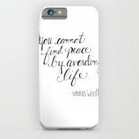 Peace & Life iPhone 6 Slim Case