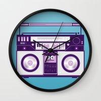 Listen To My... Wall Clock