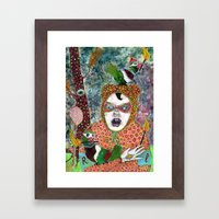 Secret Place IV Framed Art Print