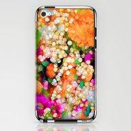 iPhone & iPod Skin featuring POP-Sparkles by Joke Vermeer