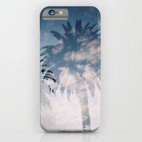Cloudy Palm iPhone 6 Slim Case