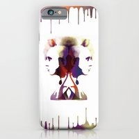 iPhone & iPod Case featuring Double PUNK You by Li9z