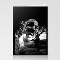 Michael JORDAN - BLACK version Stationery Cards