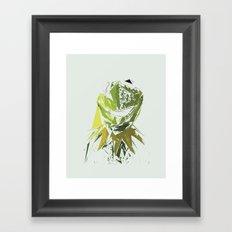 Kermit the Frog Framed Art Print