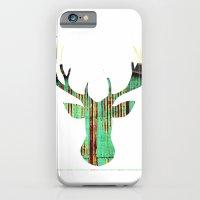 deer rust iPhone 6 Slim Case