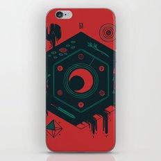 Crescent iPhone & iPod Skin