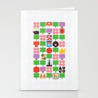Japan Day Stationery Cards