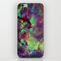 Seahorse Nebula iPhone & iPod Skin