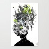 Taegesschu Canvas Print
