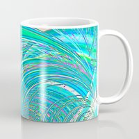 Re-Created  Hurricane 7 by Robert S. Lee Mug