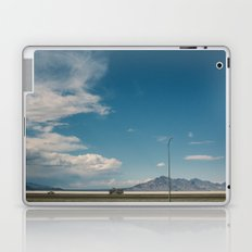 Bonneville Salt Flats Utah USA Laptop & iPad Skin