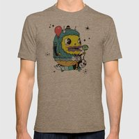 See You On The Other Sid… Mens Fitted Tee Tri-Coffee SMALL