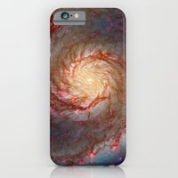 iPhone & iPod Case featuring Cosmos 9 by Bruce Stanfield