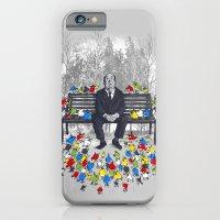 iPhone Cases featuring Them Birds by dan elijah g. fajardo