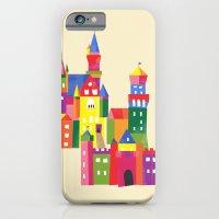 iPhone & iPod Case featuring Neuschwanstein Castle by Krystal Nicole