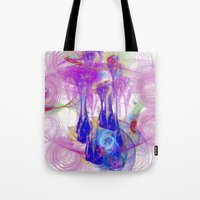 Fairytale Nebula  Tote Bag