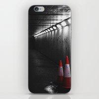 What Lies Ahead iPhone & iPod Skin