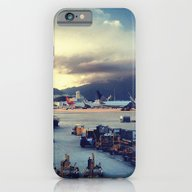 Dawn At Chek Lap Kok iPhone 6 Slim Case