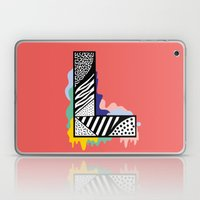 L for …. Laptop & iPad Skin