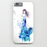iPhone & iPod Case featuring Cyllene by Sarah Bochaton