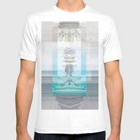 ( A || I ) spirazione Mens Fitted Tee White SMALL