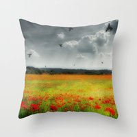 The Sweetest Dreams Throw Pillow