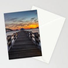 Framed Sunset Stationery Cards