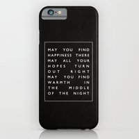 II. Find Happiness iPhone 6 Slim Case