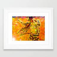I See You In My Dreams A… Framed Art Print