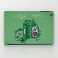 Music Break iPad Case