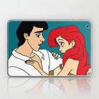 Love on first sight Laptop & iPad Skin