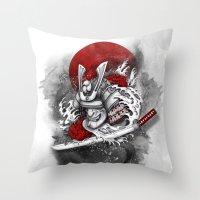 Honor Throw Pillow