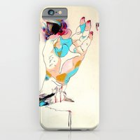 iPhone & iPod Case featuring petals by Kira Leigh
