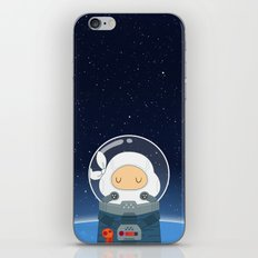 Space Ninja iPhone & iPod Skin