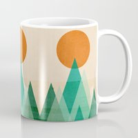 No mountains high enough Mug