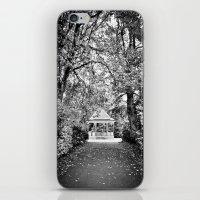 Bandstand iPhone & iPod Skin