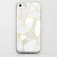 White Stone iPhone 5c Slim Case